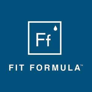 fit formula square logo