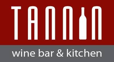 tannin wine bar and kitchen logo