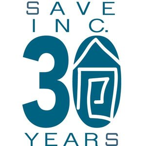 save inc 30 year anniversary logo