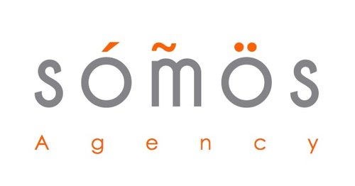 the somos agency logo